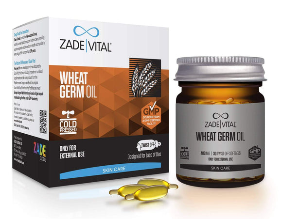 Wheat Germ Oil - 30 Twist-Off Softgels