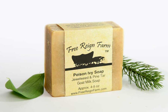 Poison Ivy Soap (5oz) - 4 Pack