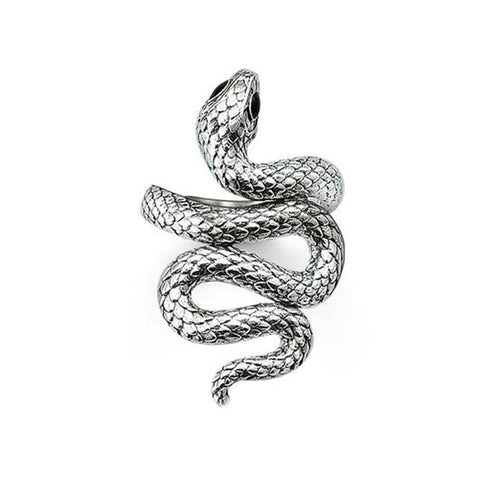 Python Snake Ring - The Skull Crown - Express Yourself With Bold Jewelry