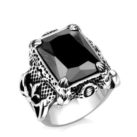 Majestic Gem Ring - The Skull Crown - Express Yourself With Bold Jewelry