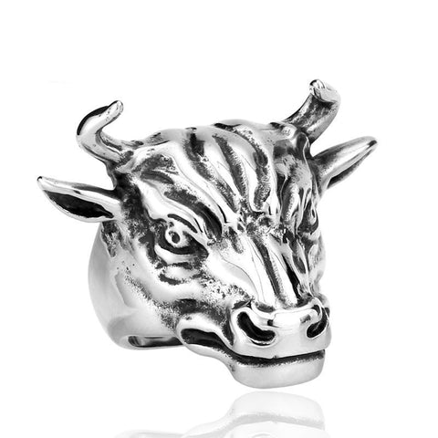 Matador Bull Ring - The Skull Crown - Express Yourself With Bold Jewelry