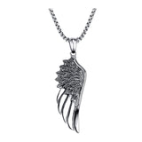 Angelic Necklace - The Skull Crown - Express Yourself With Bold Jewelry