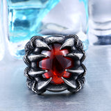 Dragon Claw Ring - The Skull Crown - Express Yourself With Bold Jewelry