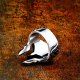 Knight Warrior Ring - The Skull Crown - Express Yourself With Bold Jewelry