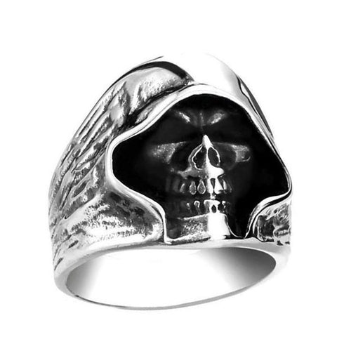 Skull Of Death Ring - The Skull Crown - Express Yourself With Bold Jewelry
