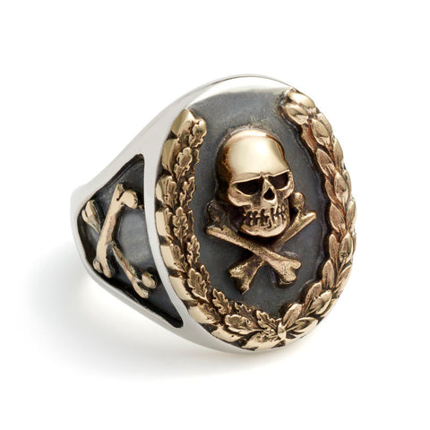 Skull Wraith Ring - The Skull Crown - Express Yourself With Bold Jewelry