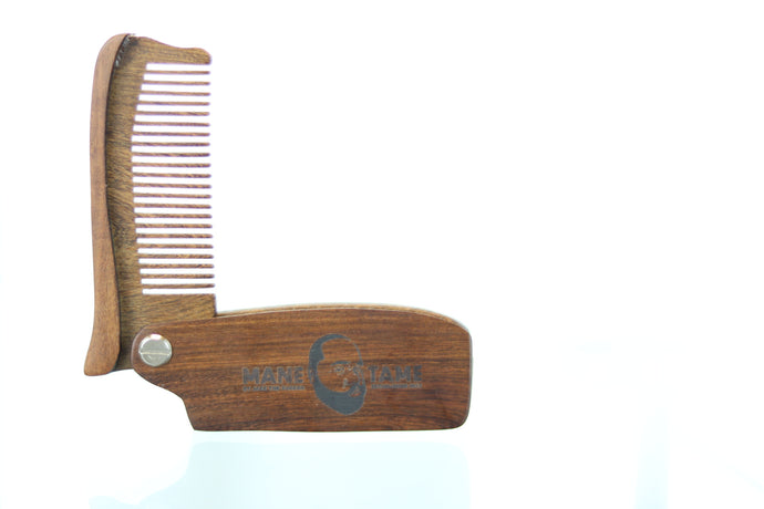 Mane Tame Beard Comb