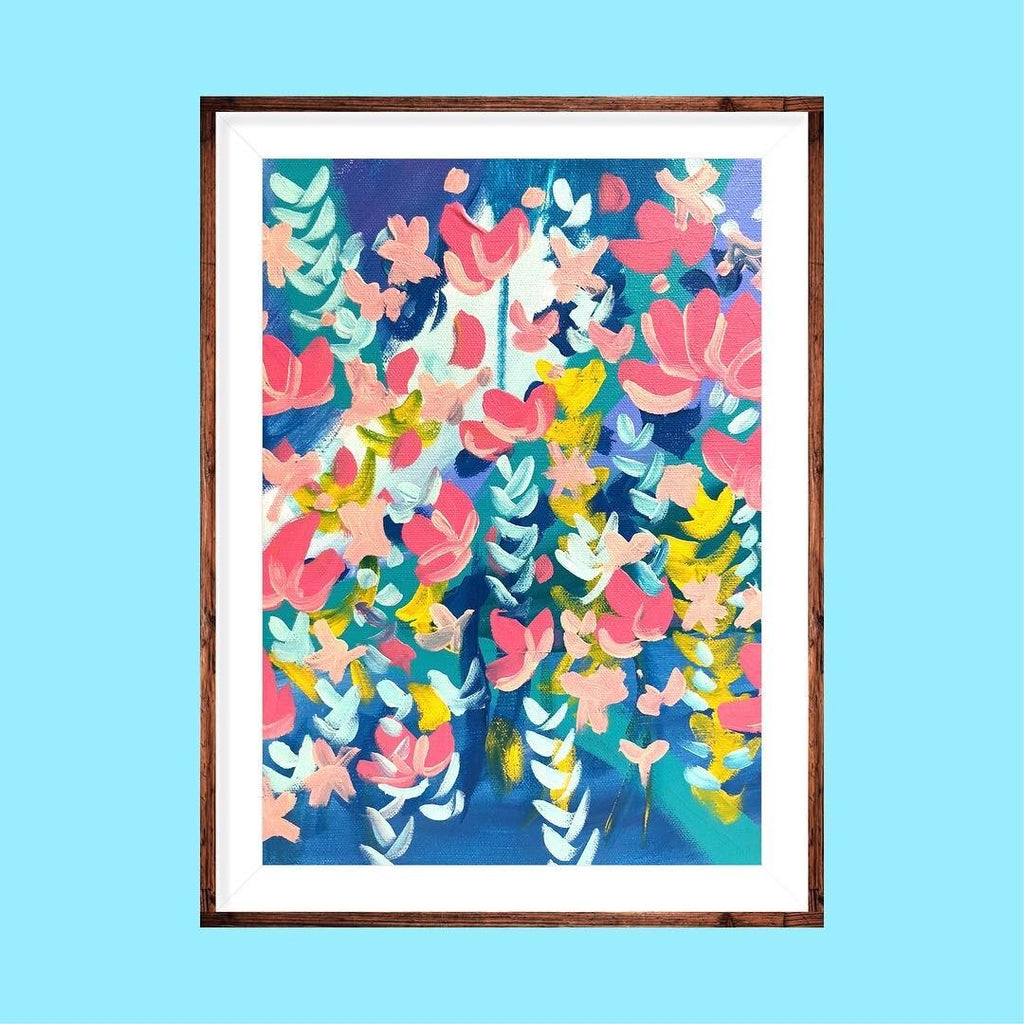 """Morning Blossom"" Art Print"