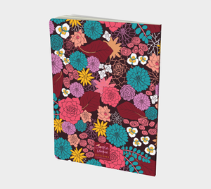 Succulent Garden Notebook