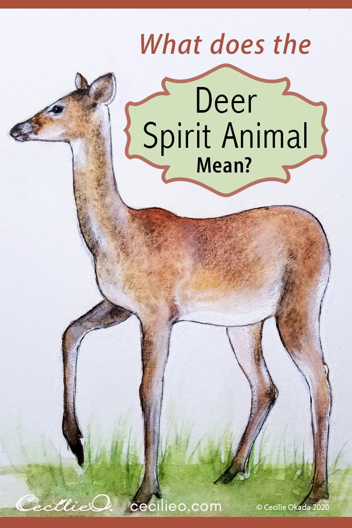 What does the Deer Spirit Animal mean?