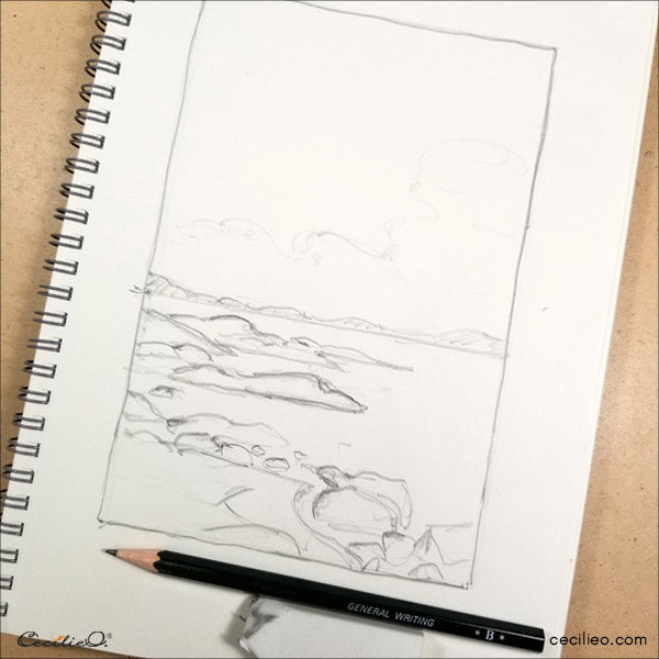 Sketching the landscape