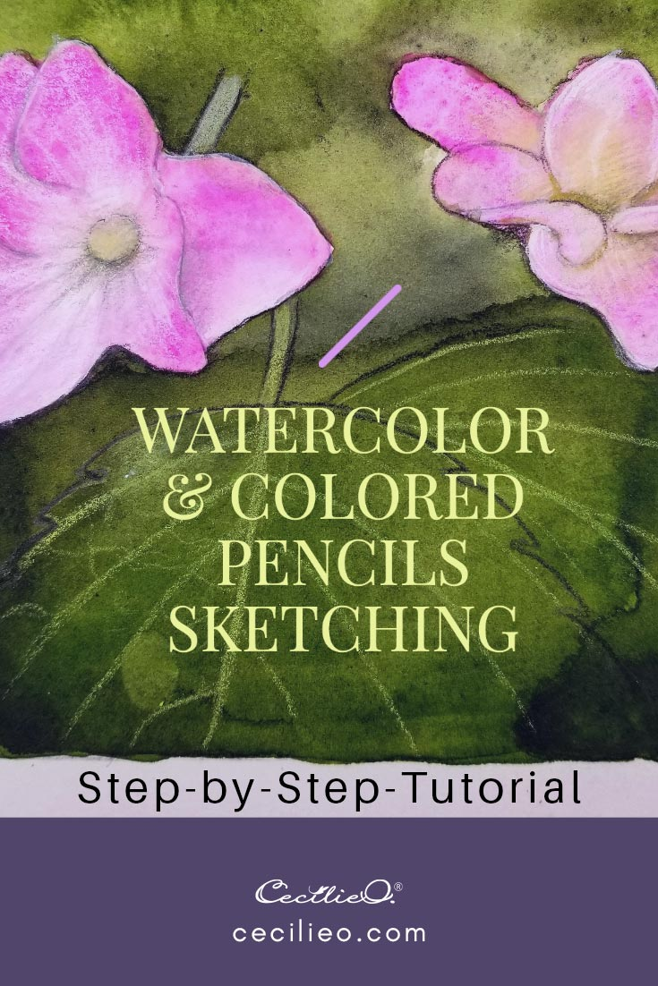How NOT to Start a Watercolor Painting