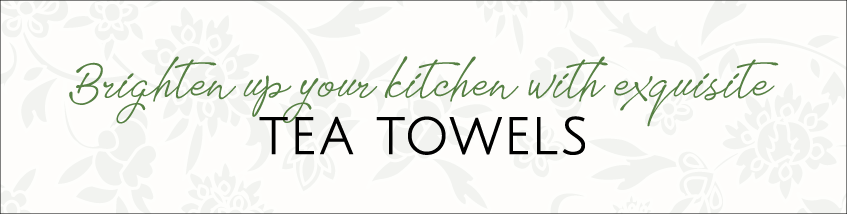 tea towels collection