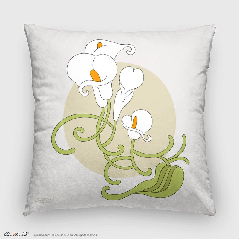Lily Pillow Cover