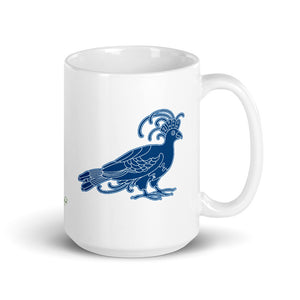 Dove Spirit Animal Tea Mug