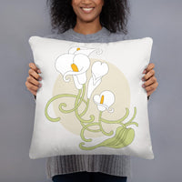 Decorative Throw Pillow I Lily