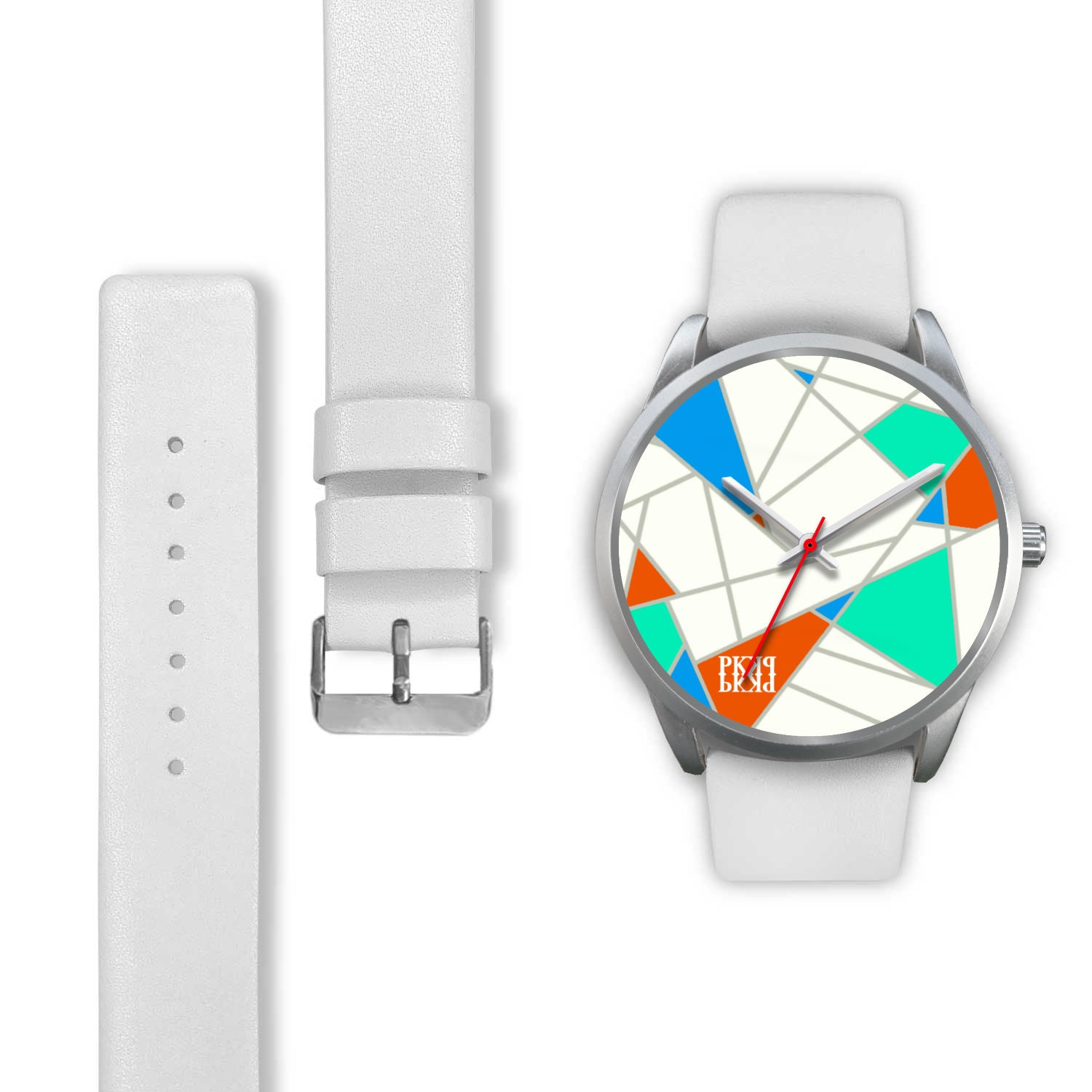 PK UNISEX WATCH - LEATHER/ METAL BANDS