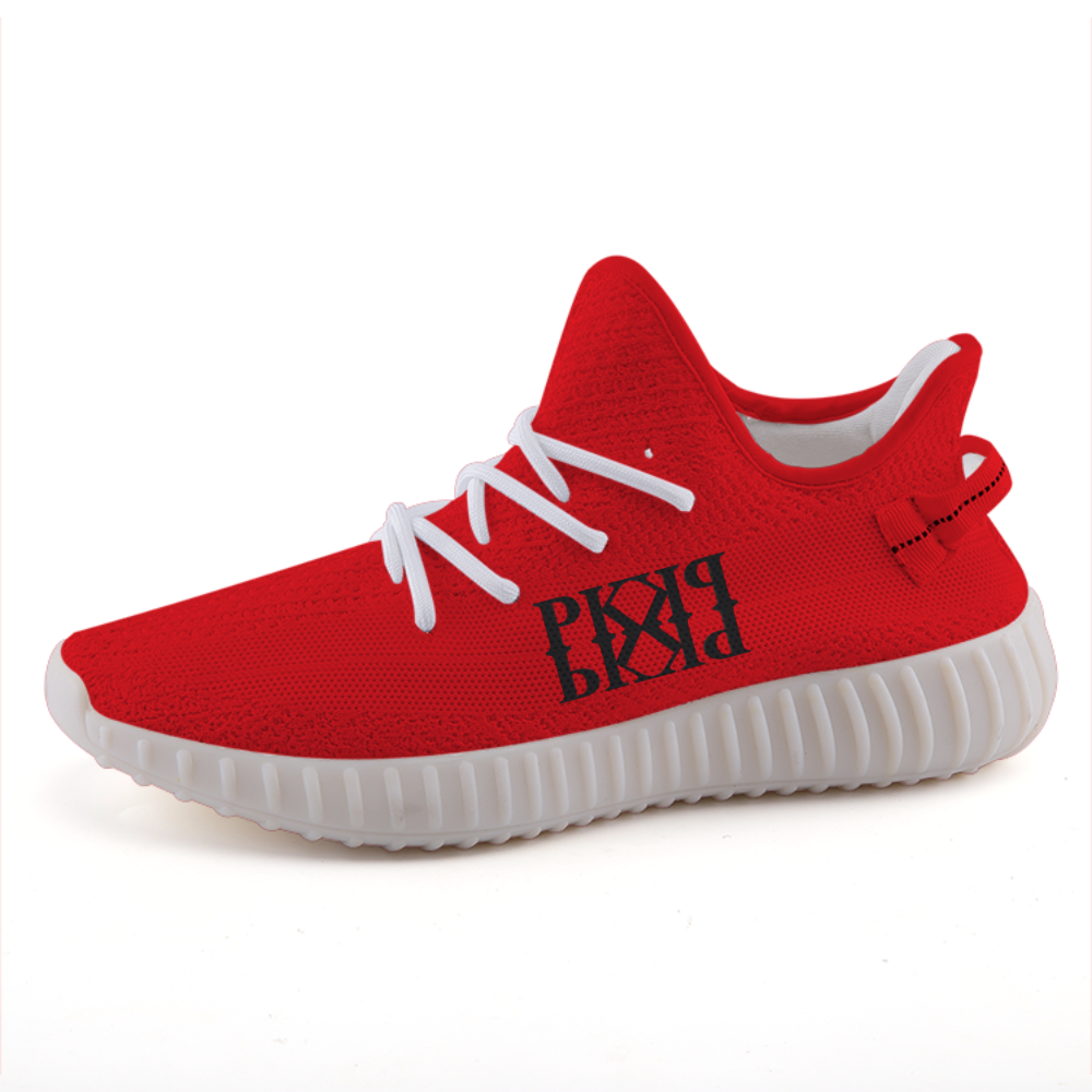 ALL RED PK CASUAL SNEAKER