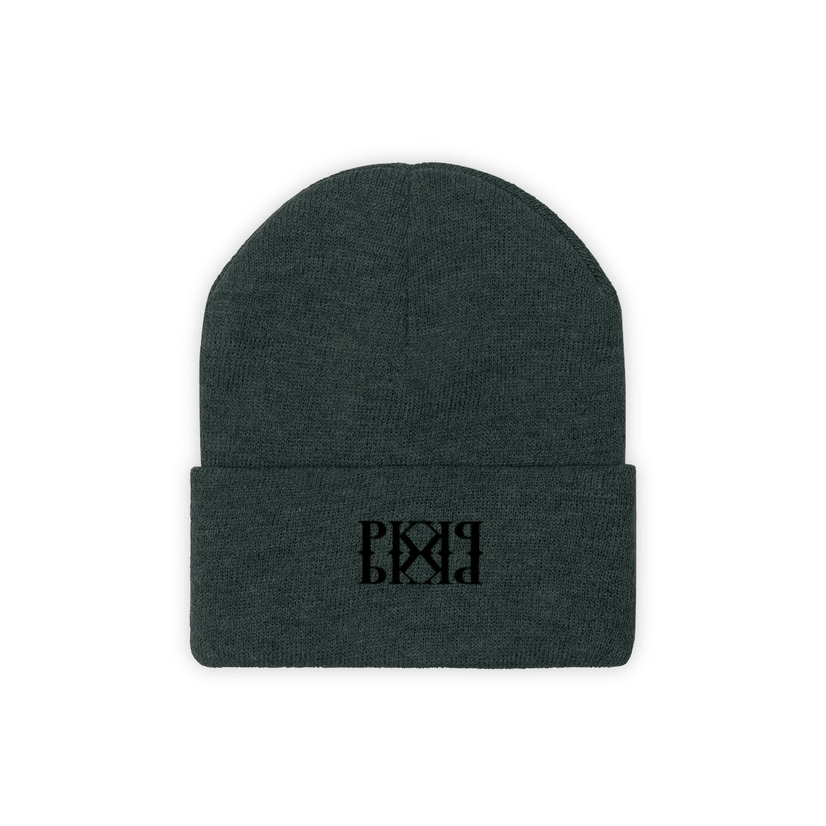 PK MULTI-COLORED KNIT BEANIE
