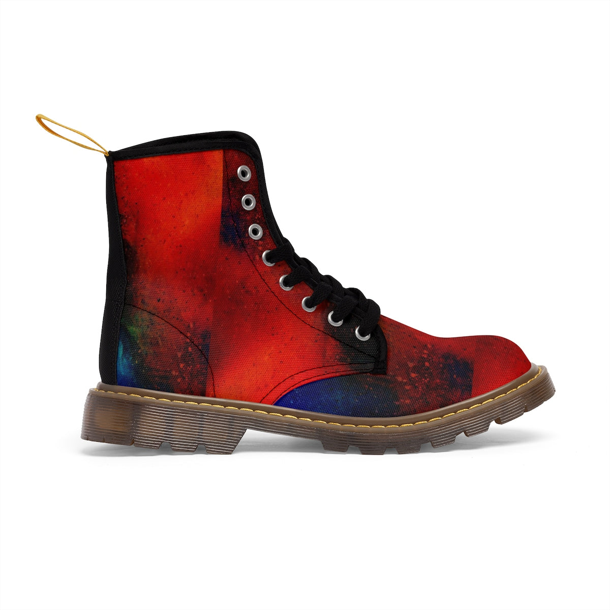 COSMIC CANVAS BOOTS