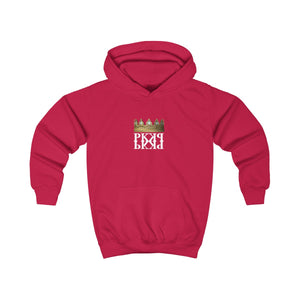 PK KIDS CROWN MUTI-COLORED HOODIE