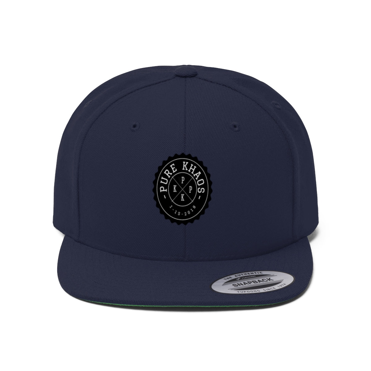 PK ESTABLISHED FLAT BILL HAT