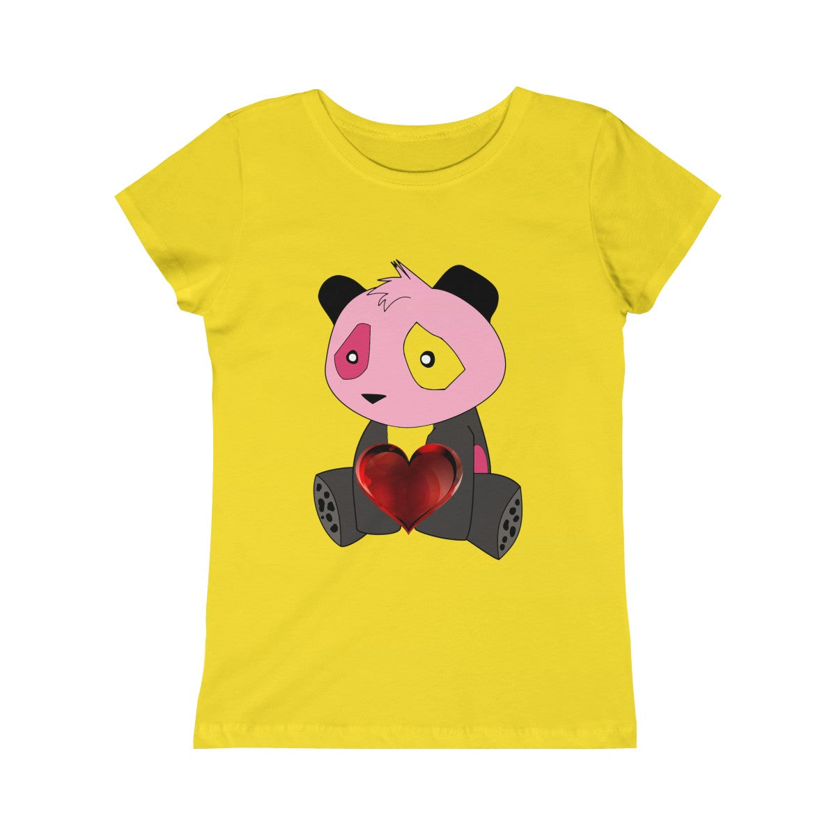 PK DO YOU LOVE ME GIRLS PRINCESS TEE