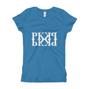 PK LOGO GIRL'S T-SHIRT