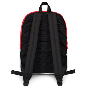 "KHAOS ""WHITE STRIPE"" BACK PACK"