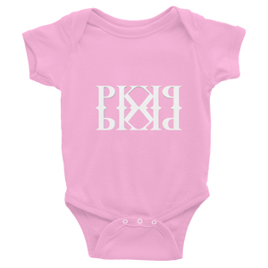 PK LOGO INFANT BODYSUIT
