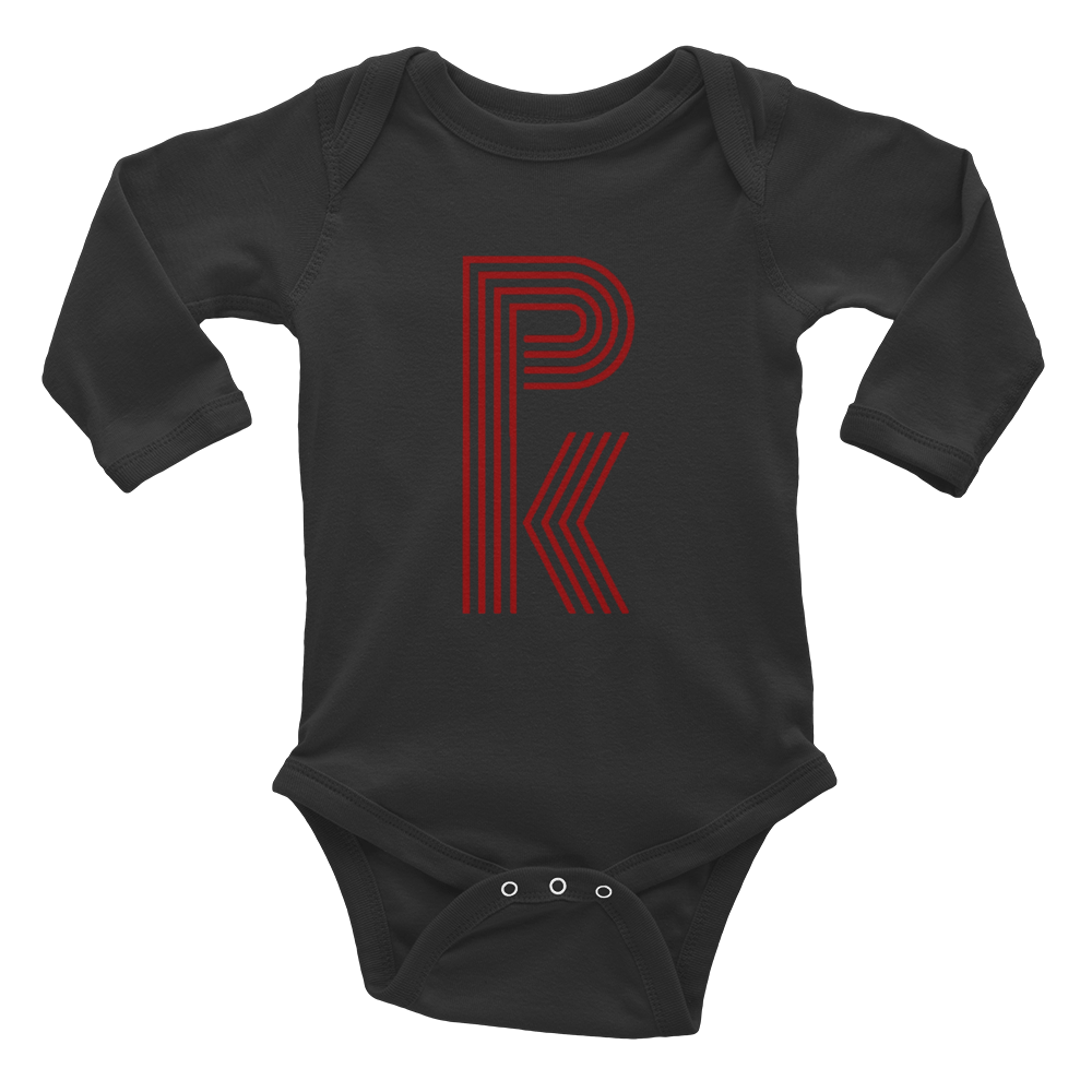 INFANT PK LONG SLEEVE BODYSUIT