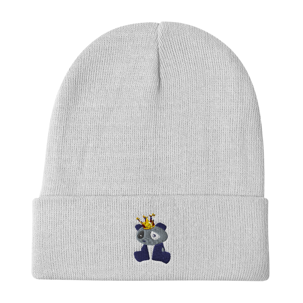 PRINCE KHAOS EMBROIDERED BEANIE