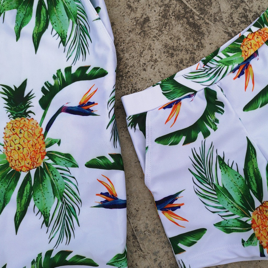 PURE PINEAPPLE TRUNKS
