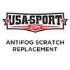 Antifog Scratch Replacement