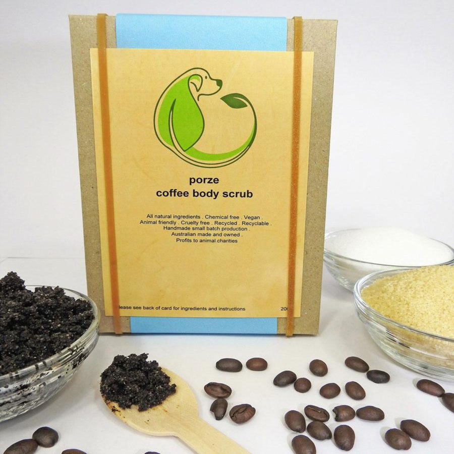 Calming Coffee Body Scrub