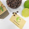 Lime Coffee Scrub Soap