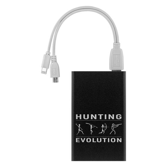 Cell Phone Charger - Power Bank - Hunting Evolution - FREE SHIPPING