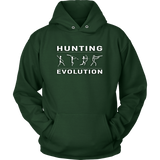 Hunting Evolution Hard Core Hoodie
