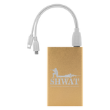 Cell Phone Charger - Power Bank - SHWAT™ Style Logo - FREE SHIPPING