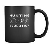 Hunting Evolution Midnight Mug