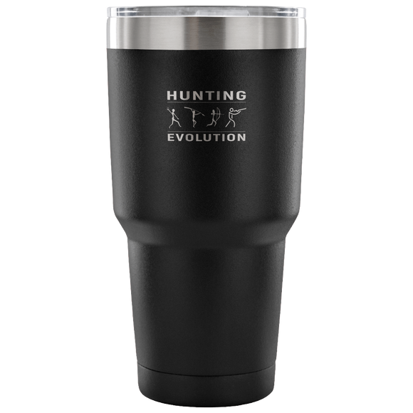 Hunting Evolution Tumbler