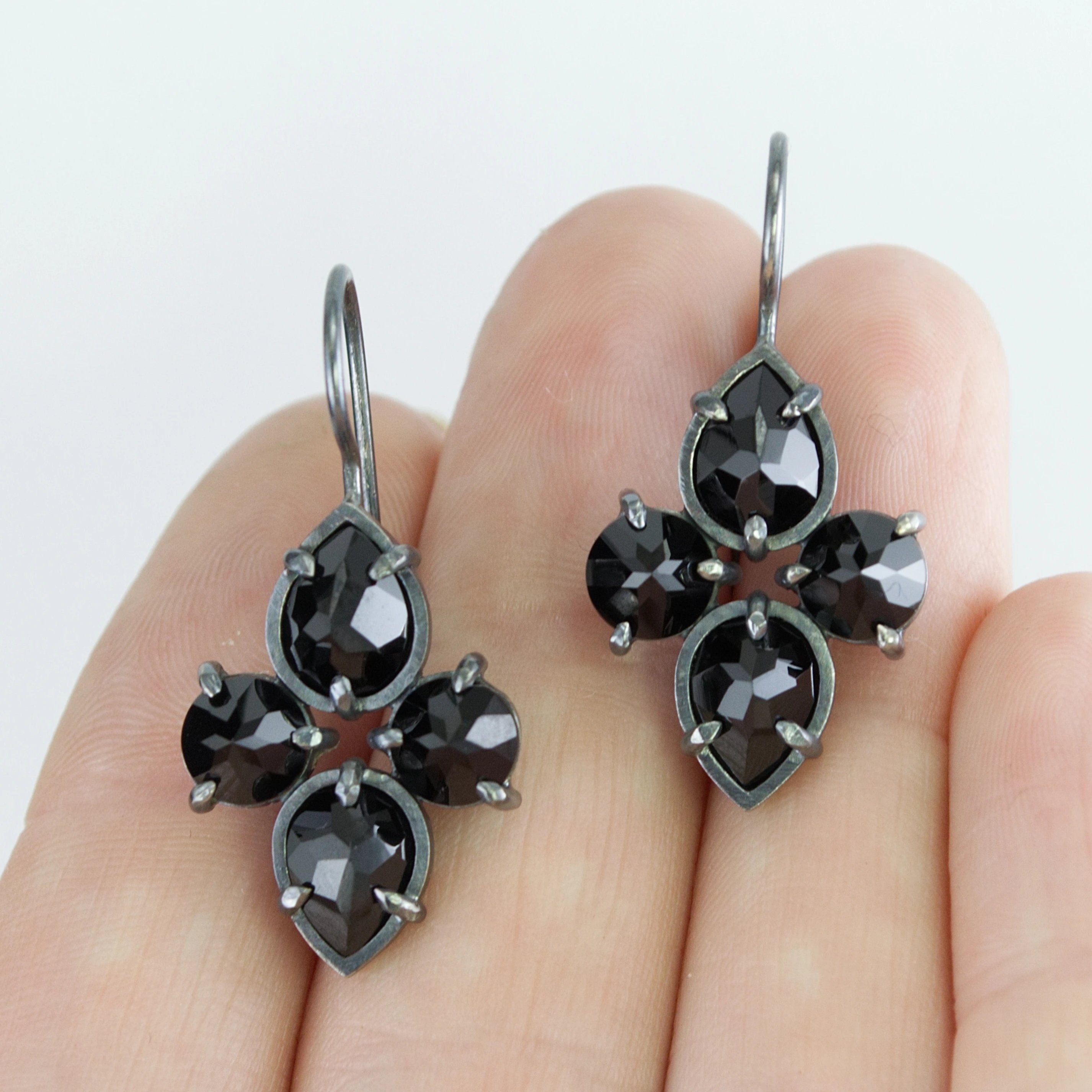 victorian inspired earring