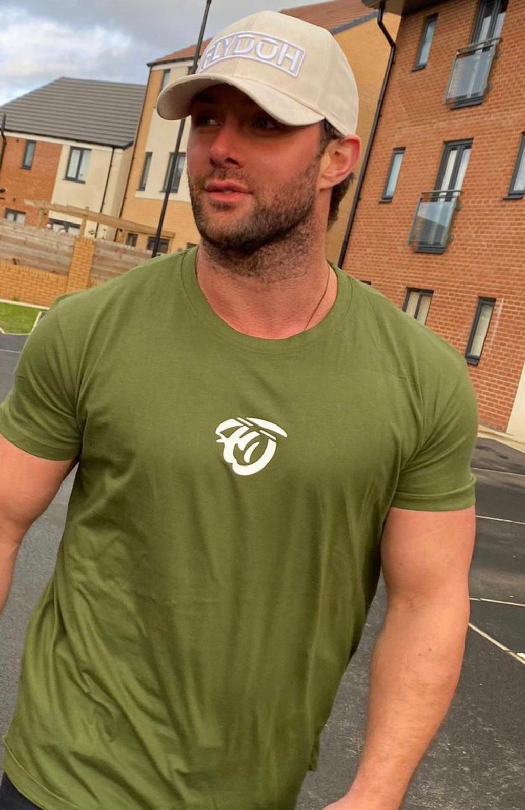 Flydoh Military Green Tee