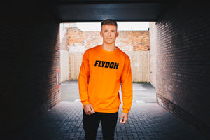 Flydoh Orange Jumper - FLYDOH