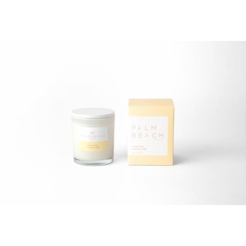 Coconut & Lime Deluxe Candle