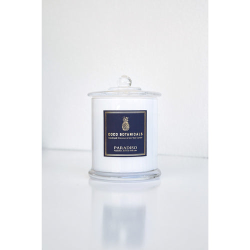 Coco Botanicals candles - Paradiso