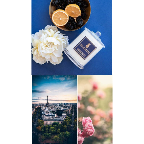 Coco Botanicals - Paris in Bloom Candle