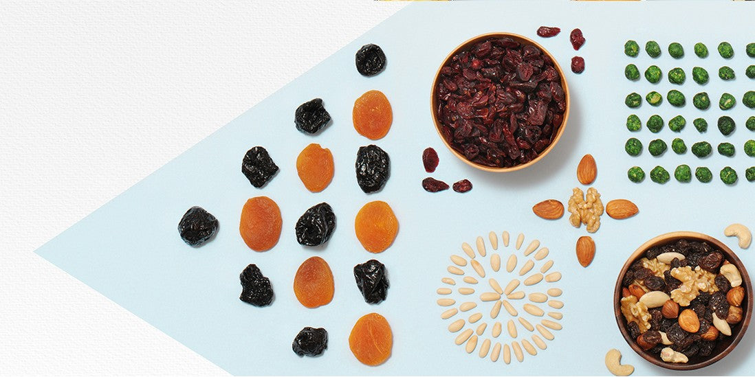 Dried Fruit & Nut & Seed