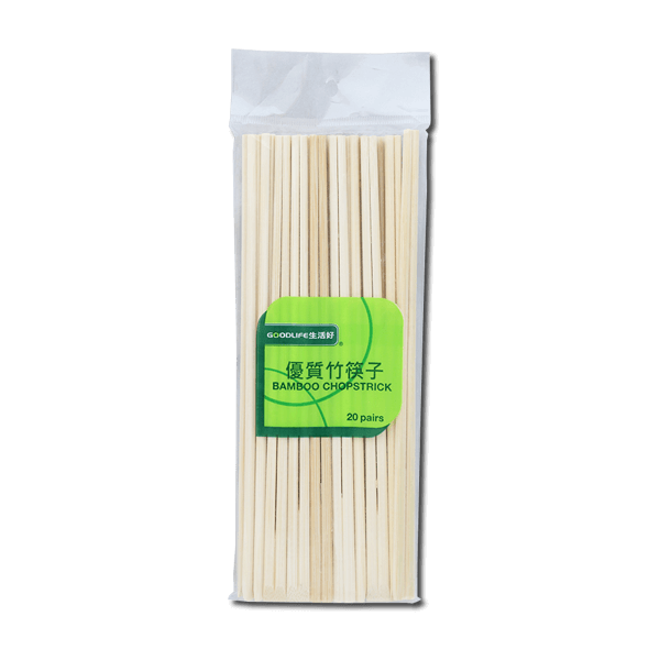 GOOD LIFE Bamboo Chopstick