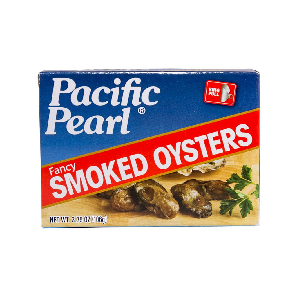 Pacificpearl Smoked Oysters(106g)